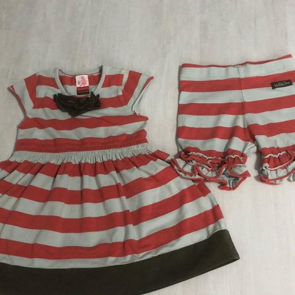 Matilda Jane serendipity dress & shorties